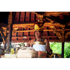High Priest, Pura Goa Lawah