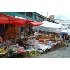 Cochabamba Market