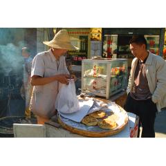 Pancake Vendors