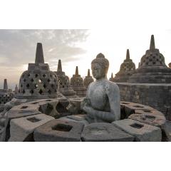 Borobudur Buddha 2