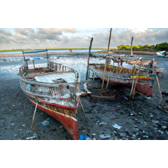 Dhow Shipyard