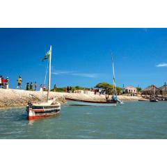Kizingitini Pier