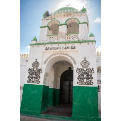 Lamu Island Mosque