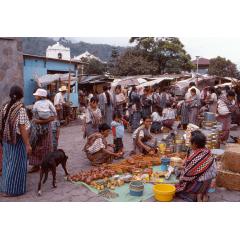 Market Day in San Pedro