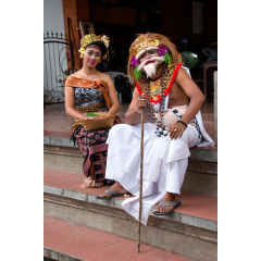 Nyepi Performers