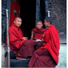 Shigatse Monks