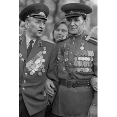 Two Old Officers