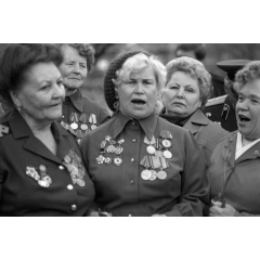 Victory Day Trio